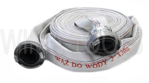 Inteligentny Wąż strażacki gumowany 30 MB Do wodzy czystej i brudnej WIMA Tools VA45
